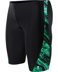 Boys' Oil Slick Legend Splice Jammer Swimsuit