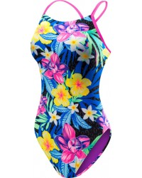 Women's Amazonia Crosccutfit Tieback Swimsuit