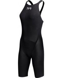 Women's Avictor Solid Closed Back Swimsuit