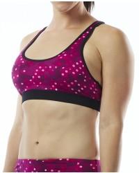 Women's TYR Pink Cadet Racerback Swim Top