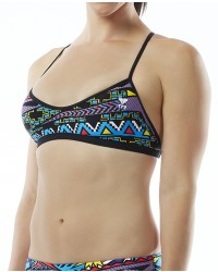 TYR Women's Whaam Crosscut Tieback Top