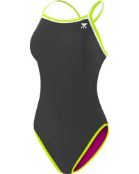 Women's Reversible Brites Diamondfit Swimsuit