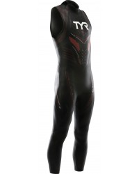 Mens Triathlon Wetsuit Cat 5 Sleeveless