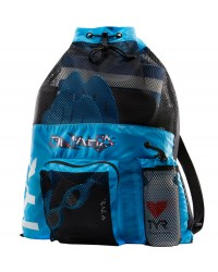 TYR Omaha Mesh Mummy Backpack - Swim Bag