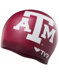 Texas A&M University Swim Cap
