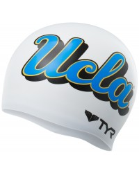 University of California Los Angeles Swim Cap