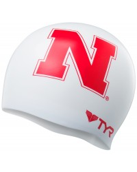 University of Nebraska Swim Cap