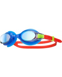 Big Swimple Mirrored Swimming Goggles