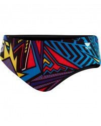 Boys' Whaam Racer Swimsuit