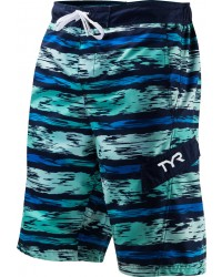 Men's Paint Stripe Springdale Boardshort