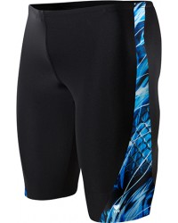 Boys' Mercury Legend Splice Jammer Swimsuit