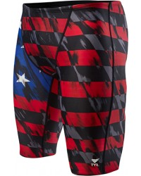 Shop USA Boys' TYR Valor Jammer Swimsuit