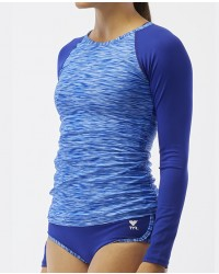 TYR Women's Sonoma Long Sleeve Swim Shirt