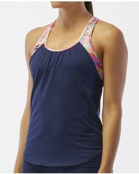 Women's Solay 2 in 1 Tank-Boca Chica
