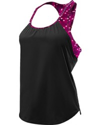 Women's TYR Pink Cadet 2 In 1 Tankini