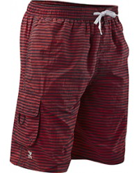 Men's Micro Stripe Challenger Swim Short