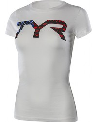 Women's Star-Spangled Graphic Tee