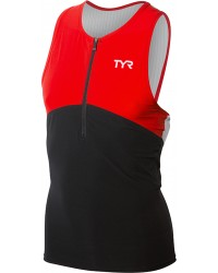 Triathlon Gifts: Men's Carbon Tank Tri Top