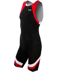 Triathlon Gifts For Him: Men's Carbon Zipper Back Short John