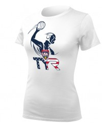 Women's USA Water Polo ODP Tee