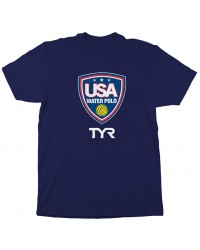 USA Water Polo Shield Tee