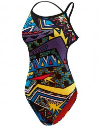 Girls' Whaam Valleyfit Swimsuit