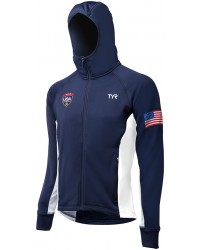 (1-2 New Members: Mens) Required Men's USA Water Polo ODP Victory Warm-Up Jacket