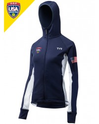 (1-2 Womens) Required USA Water Polo ODP Women's Victory Warm Up Jacket