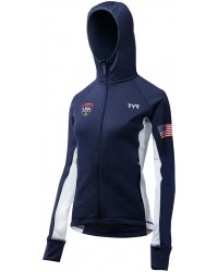 Women's USA Water Polo Victory Warm Up Jacket