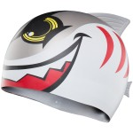 Kid's CharacTYR Shark Swim Cap