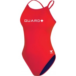 3ba462069a0 Women s Guard Durafast Lite Crosscutfit Swimsuit