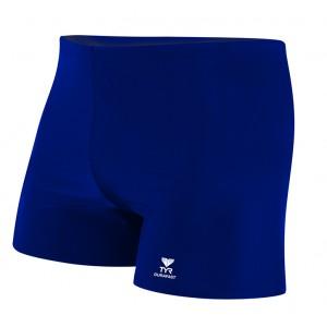 9d46cce6db TYR Boys' Durafast Elite Solid Square Leg Swimsuit   TYR
