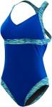 Women's Sonoma V-Neck Open Back Swimsuit - Royal Blue | TYR Sport