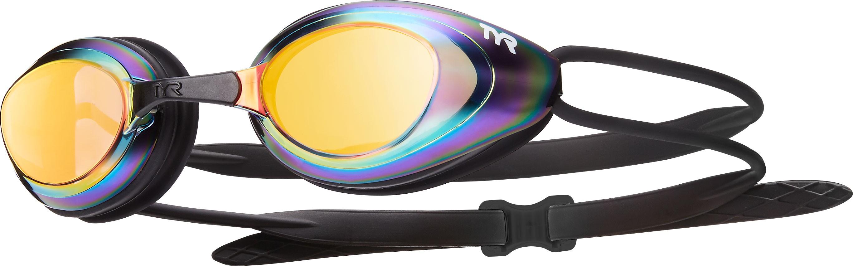 9c63c62ee7f TYR Blackhawk Racing Mirrored Adult Goggles