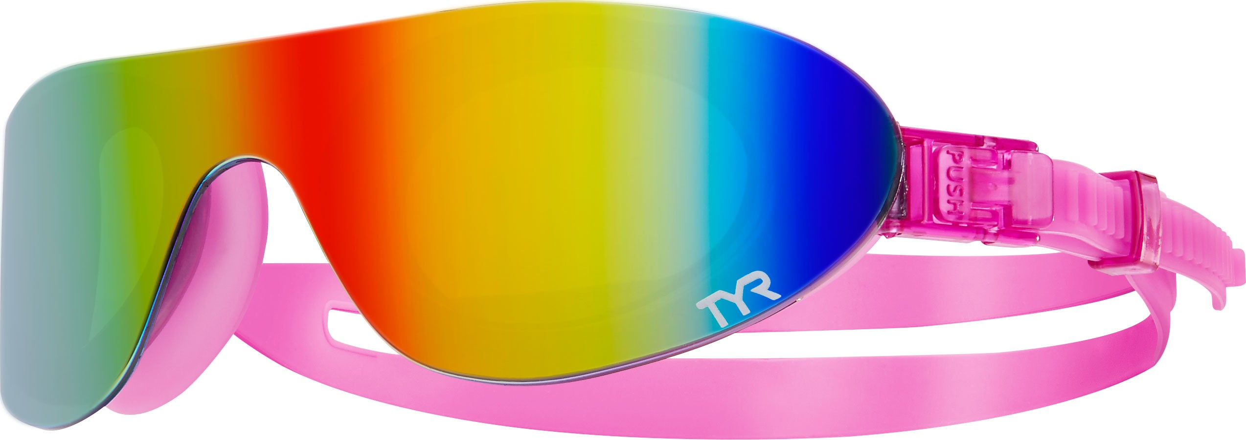 92c55577e5e TYR Swimshades Mirrored Adult Goggles