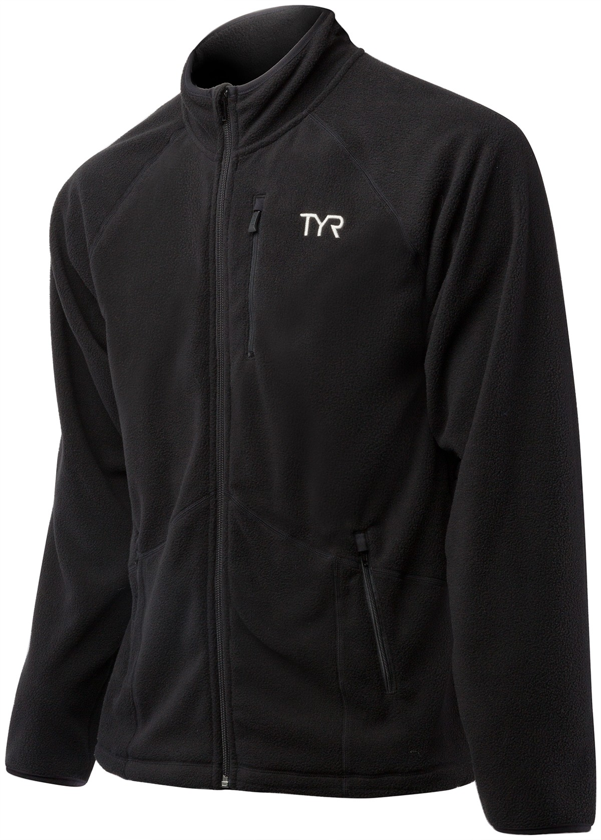TYR Men's All Elements Micro Fleece Zip Up | TYR