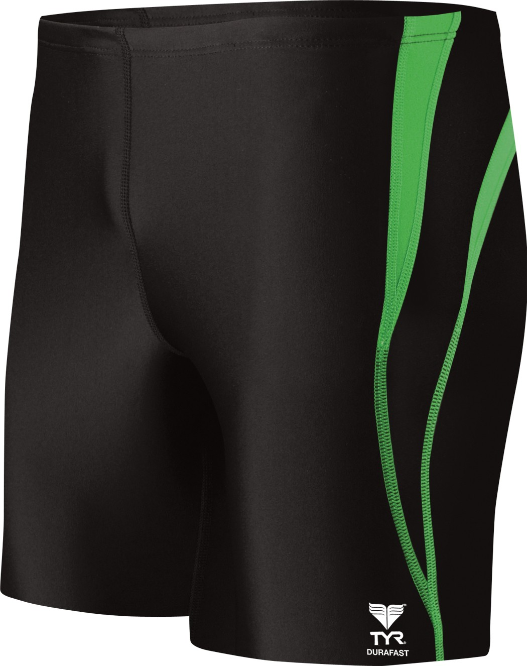 7eba7730a1a68 Men's Durafast One Splice Square Leg Swimsuit | TYR