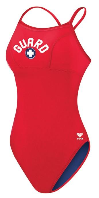 2da2cd1487155 Women's Guard Durafast Lite Diamondfit Reversible Swimsuit | TYR