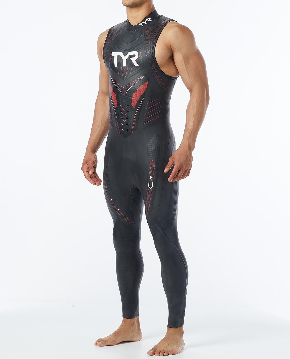 39064e23ac89c Mens Triathlon Cat 5 Sleeveless Wetsuit ...