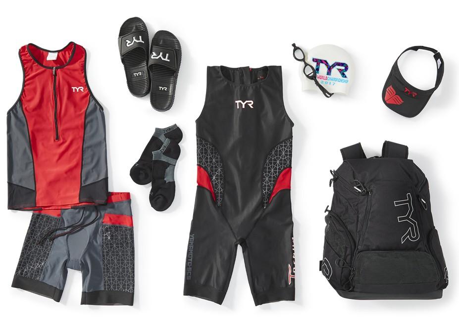 fce968f5a2275e TYR Men's Hawi Swim, Bike, Run Kit | TYR