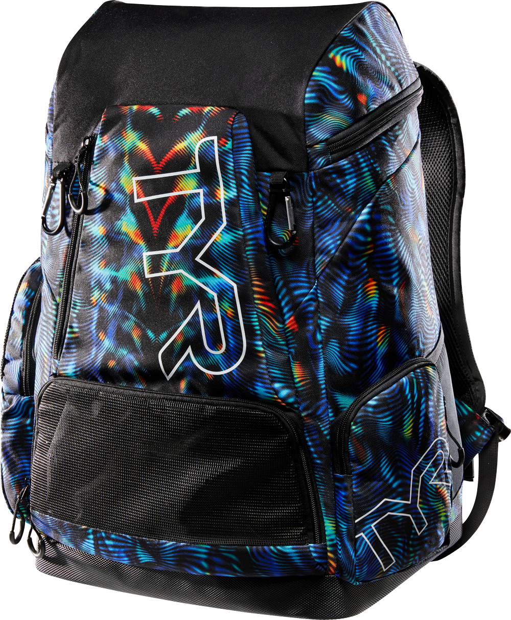 TYR Alliance 45L Backpack-Genesis Print  fe2f4ecdde052