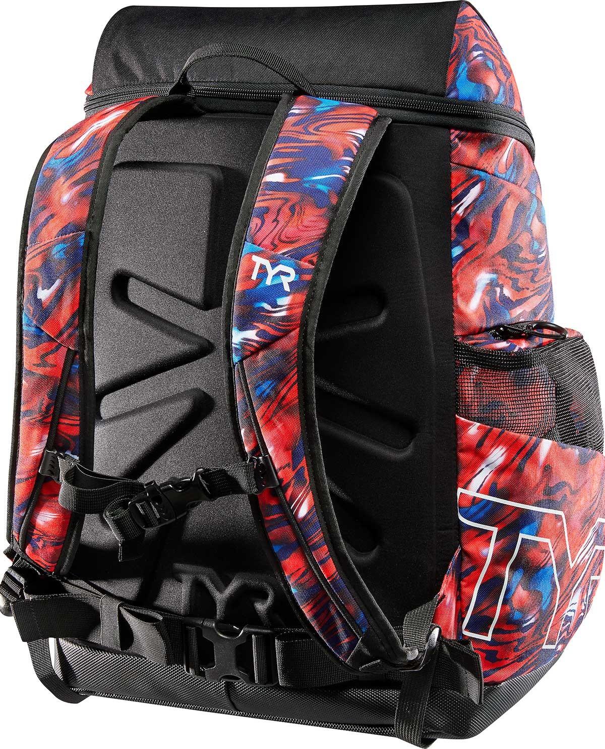 ... TYR Alliance 45L Backpack-Mercury Rising Print 271bbfe49b691
