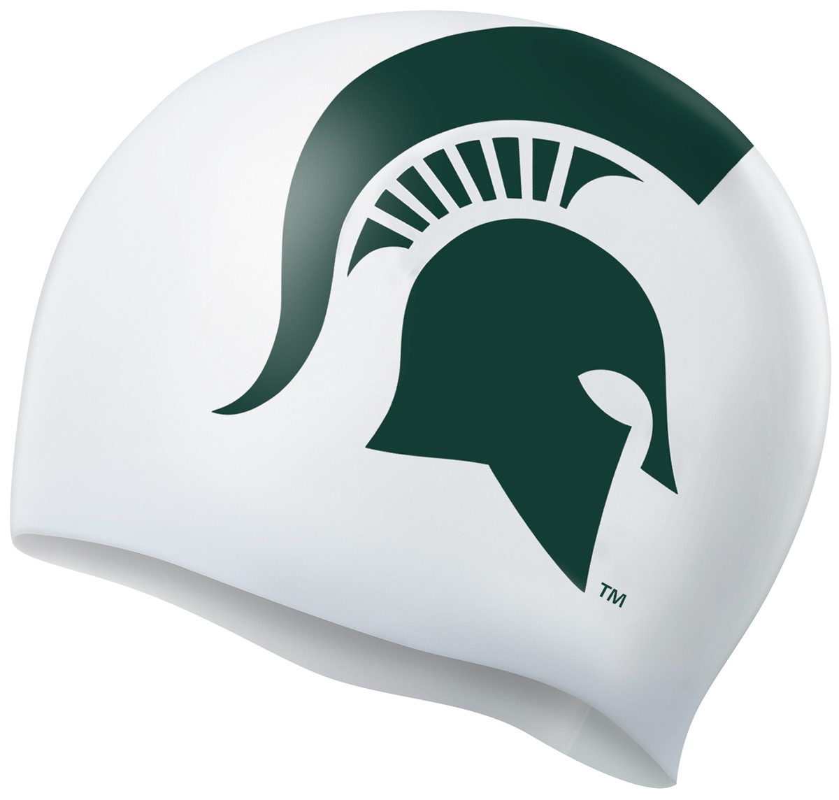 Michigan state university swim cap tyr - University of michigan swimming pool ...