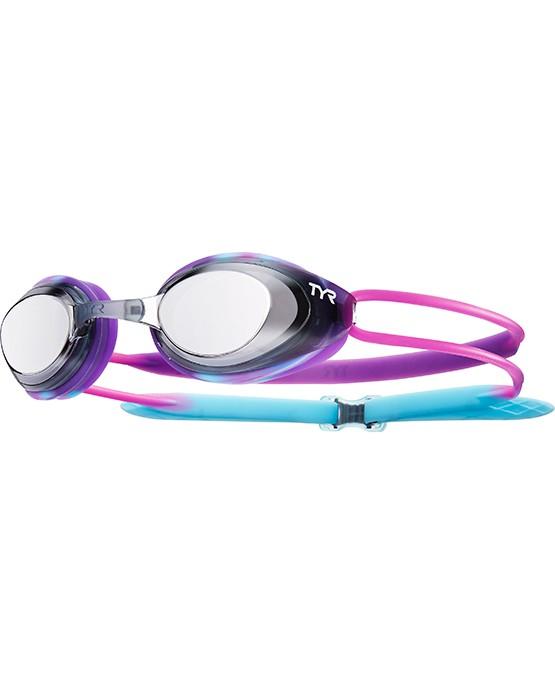 88f4d6efabb TYR Blackhawk Racing Mirrored Youth Goggles