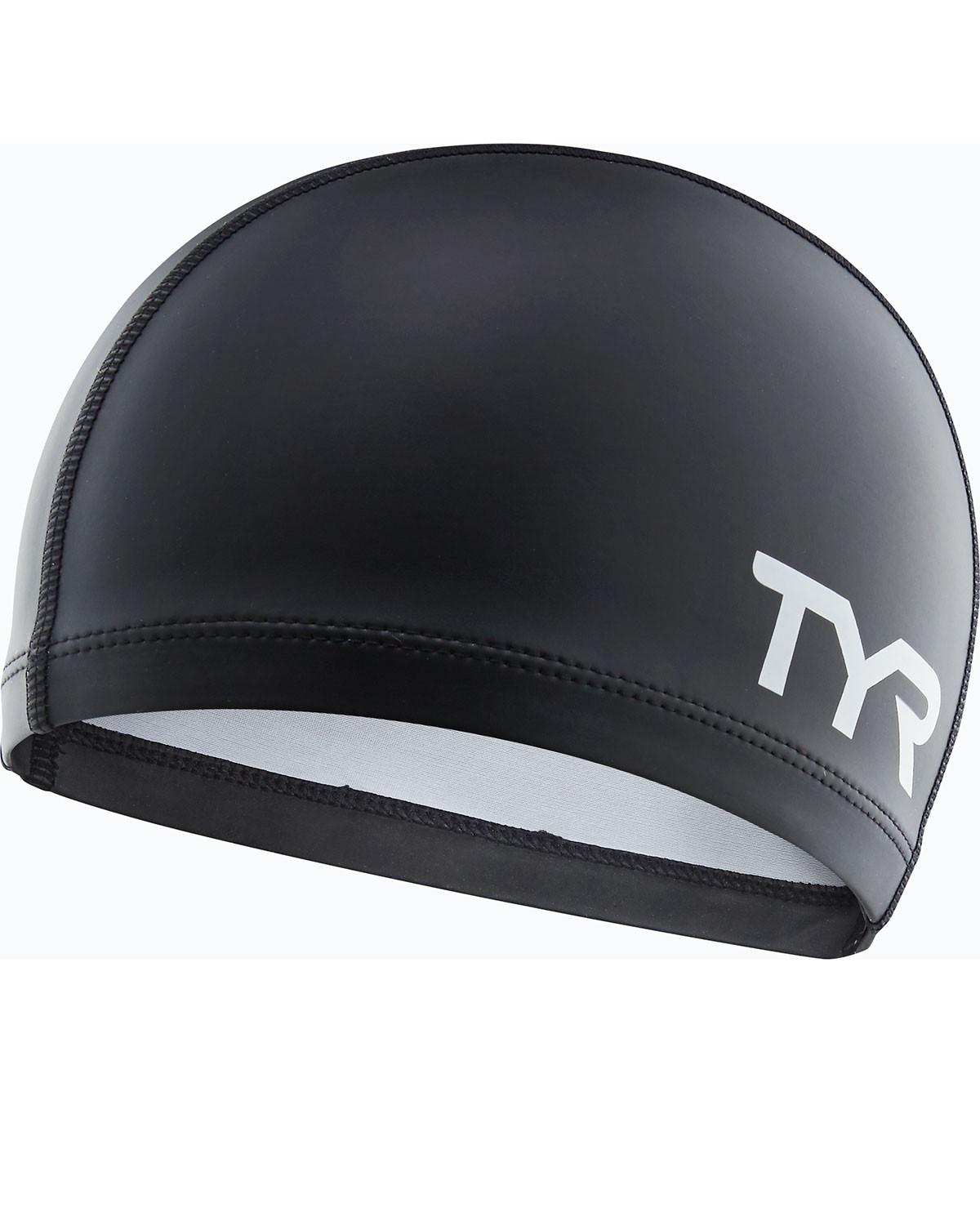 c9f38fa71c5126 TYR Silicone Comfort Adult Swim Cap   TYR