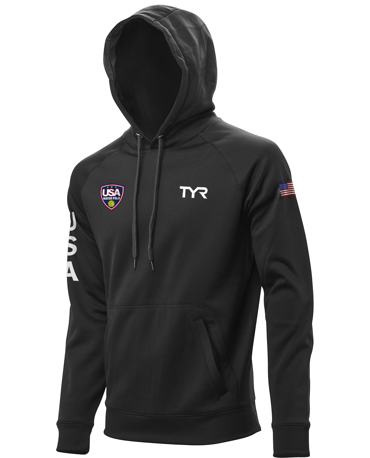 3e714aa5f TYR Men's Alliance Pullover Hoodie | TYR