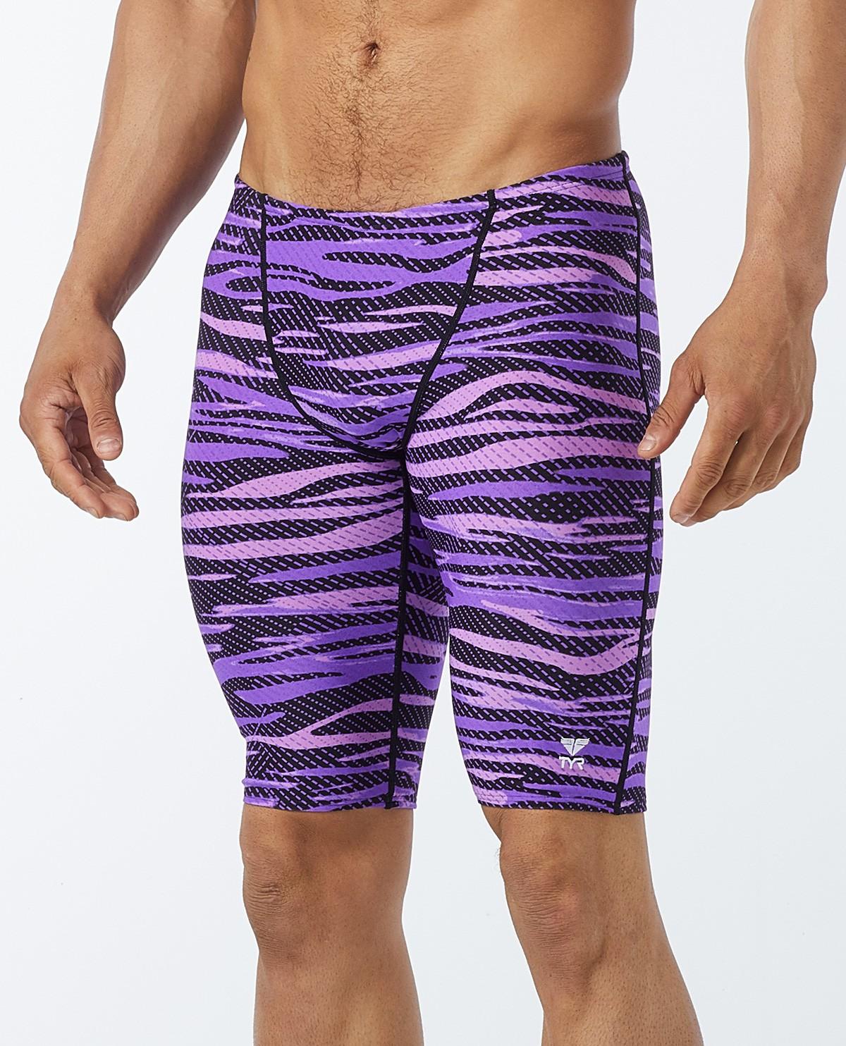 37c244b643 TYR Men's Crypsis Jammer Swimsuit   TYR