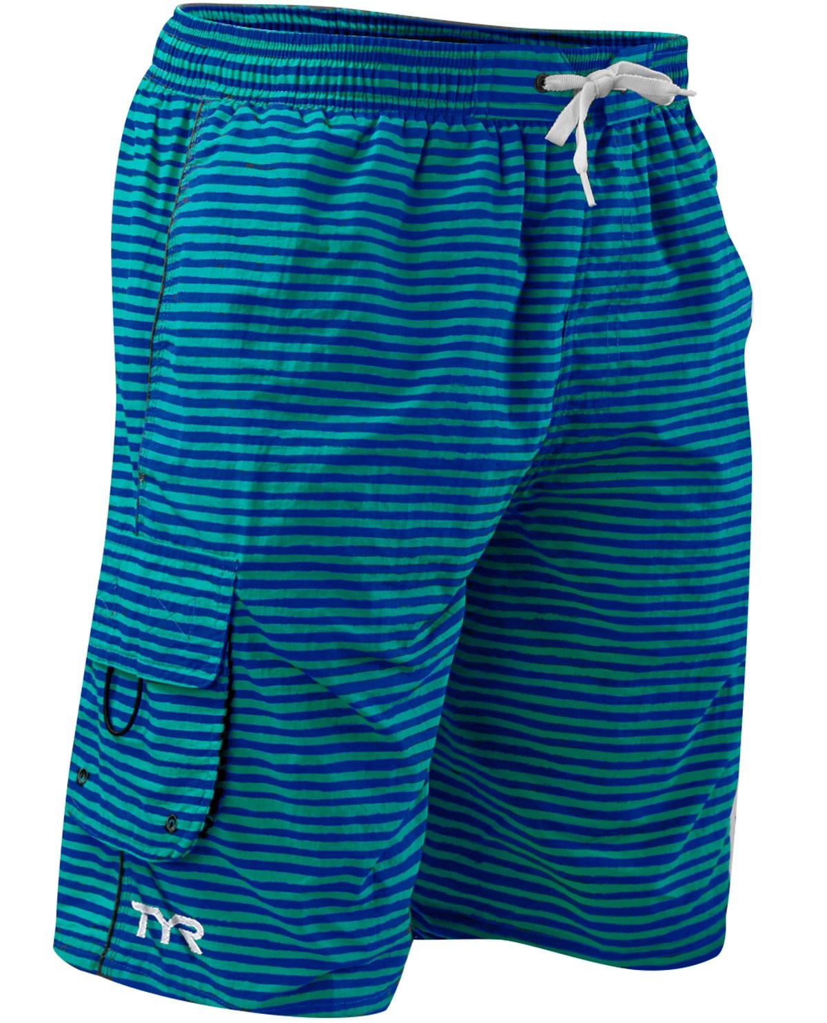 ae5ba73c13 Men's Micro Stripe Challenger Swim Short | TYR