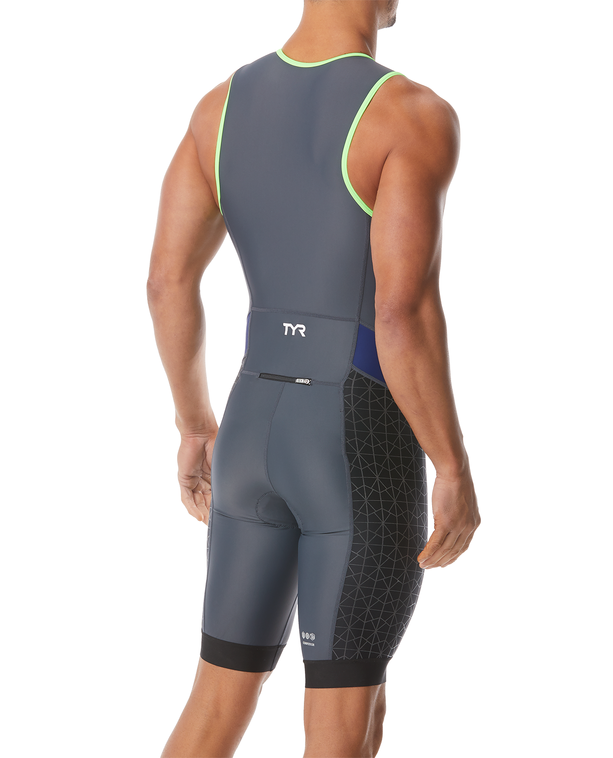 5b8f28a3ba ... TYR Men's Competitor Tri Suit ...