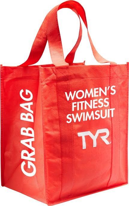 Women's Grab Bag Fitness Swimsuit
